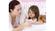 Что рекомендует делать Комаровский при высокой температуре у ребенка без симптомов