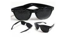 Помогают ли очки с дырочками для улучшения зрения, отзывы и мнения офтальмологов