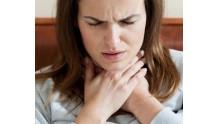 Причины почему в горле скапливается слизь как сопли