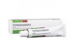 Тербинафин - мазь от грибка ногтей: отзывы, цена, аналоги, инструкция по применению
