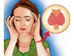 Симптомы заболевания у женщин щитовидной железы, фото узлов