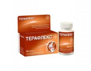 Показания к применению препарата Терафлекс