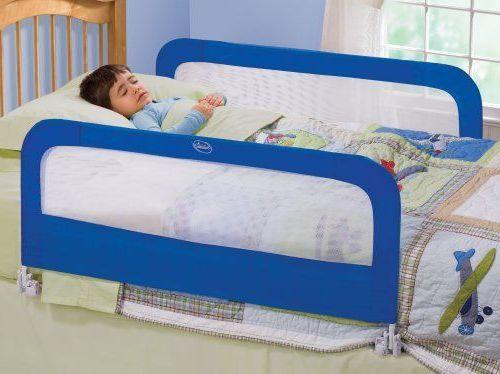 кровать с бортиками