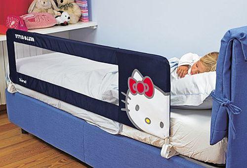 подъемный борт у кровати детской