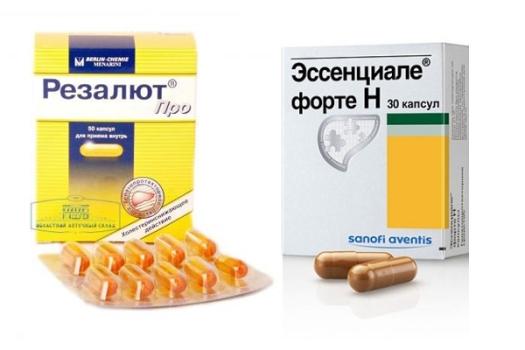 лекарства при высоком ггтп