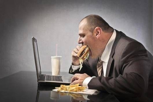 неправильная пища