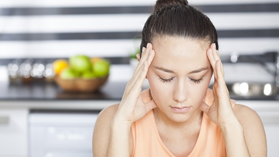 боли в голове при низком гемоглобине