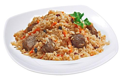 азу с рисом