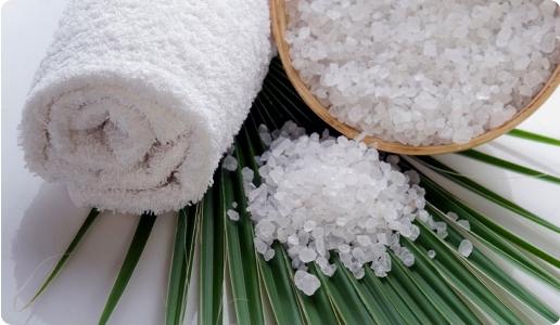 соль для лечения