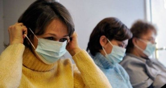 маски против заболевания