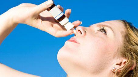 капли в нос при орви и гриппе