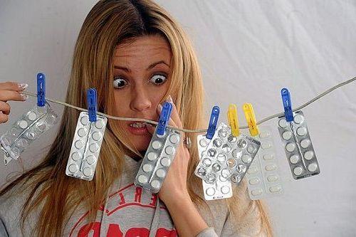 замена таблеткам