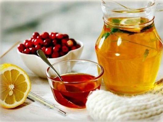 мед боярышника