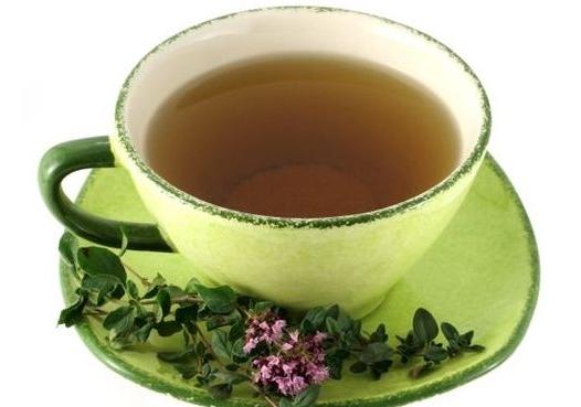 чай на основе чабреца