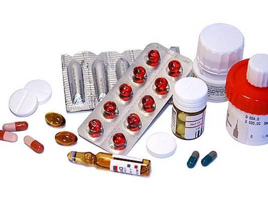 виды лекарств при бронхите