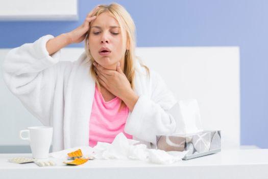 когда беспокоит кашель