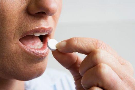 взрослым под язык таблетка