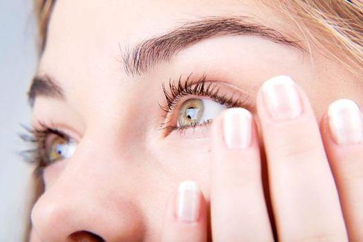 нарушение зрения глаза