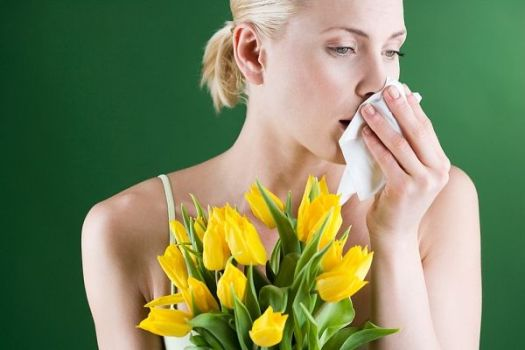 причина аллергического конъюнктивита