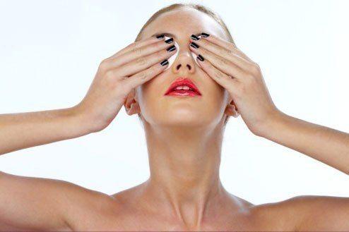 лечение конъюнктивита масками