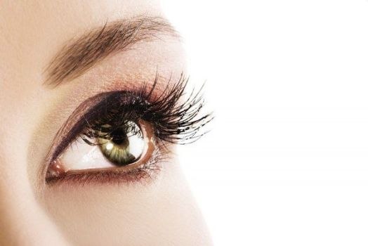 нормальный глаз
