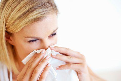 аллергический зуд в глазах