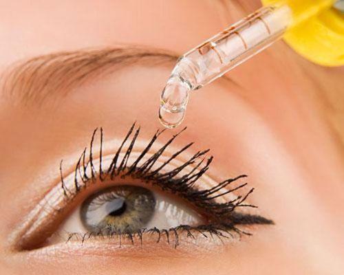 лечение чесотки глаза каплями