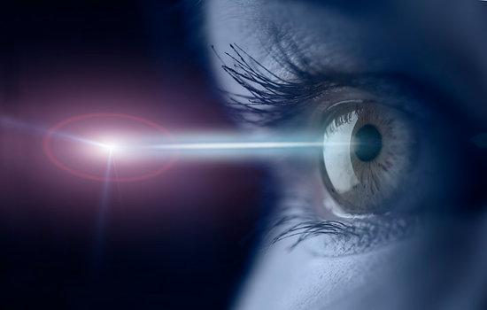 фокусировка зрения