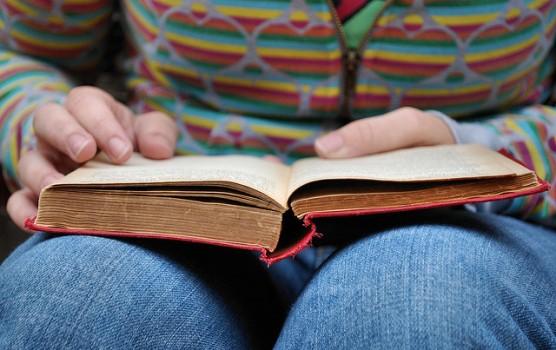 нагрузка на глаза при чтении