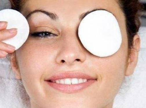 примочки на глаза из черешни