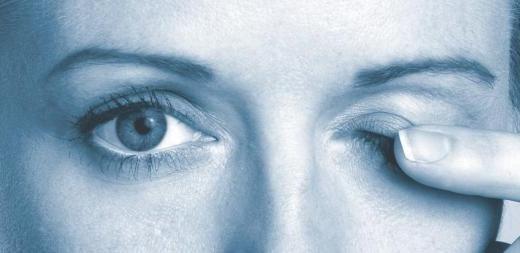 профилактика лечения дерганья глаза