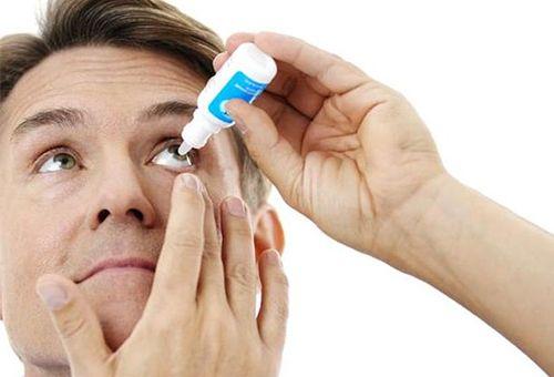 капли при раздражении глаз