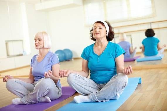 йога профилактика