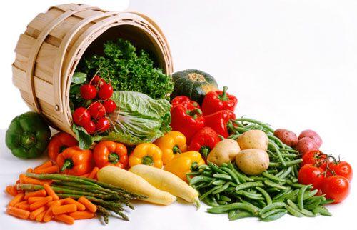 овощи из бочки