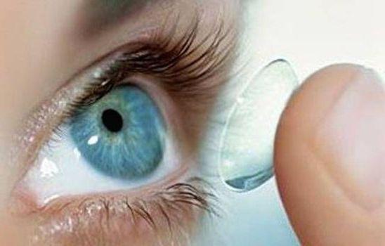 подбор линзы для глаз