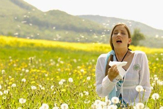 аллергические реакции причина кругов под глазами
