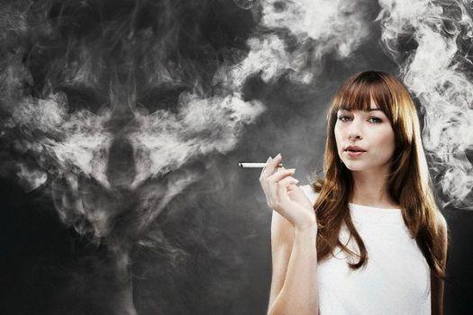 сигареты и табак признаки синяков под глазами