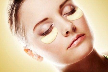 лечение кругов под глазами