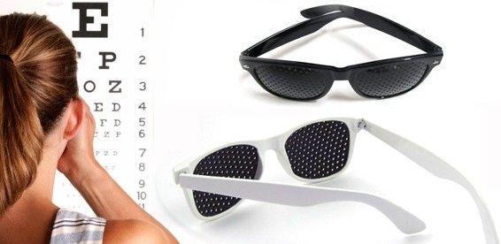проверка зрения в очках