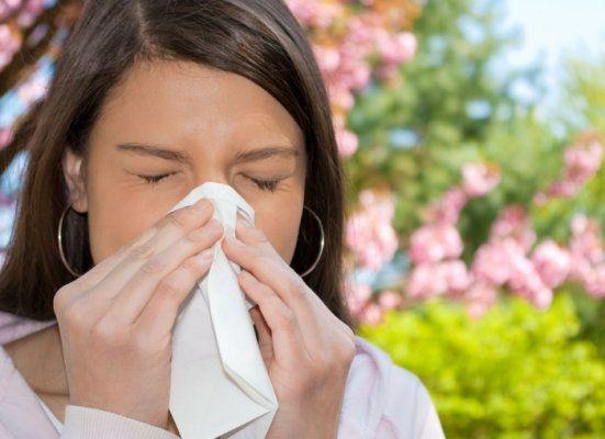 опухлость от аллергической реакции