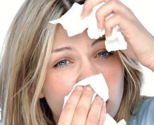 аллергическая реакция глаз