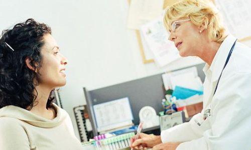консультация у профильного врача