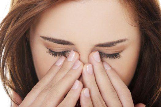 симптом повышенного давления в глазах