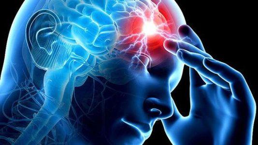 ощущение боли в голове