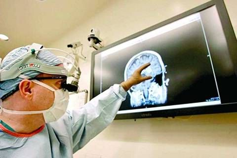 обнаружена менингиома мозга