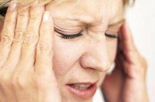 боль в височной области головы