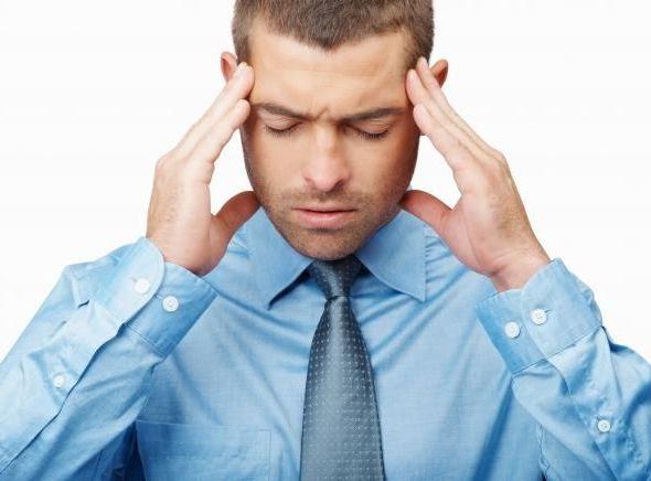 признак боли в голове