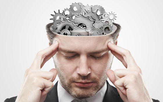 механизм в голове