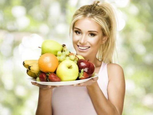 ешьте свежие фрукты