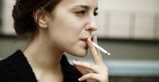 курение прогрессирует болезнь